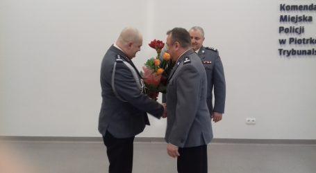 Piotrkowska policja z nowym zastępcą