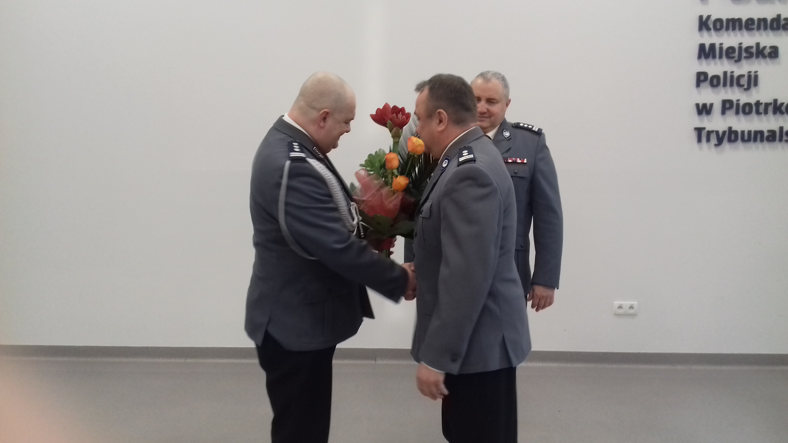 Photo of Piotrkowska policja z nowym zastępcą