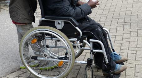 Mieszkańcy bez rehabilitacji