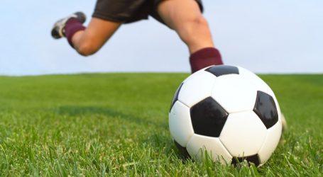 Halowe turnieje piłki nożnej w Wolborzu