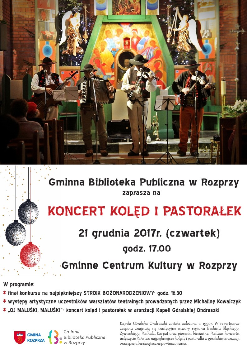 Photo of Kolędy i pastorałki w GCK
