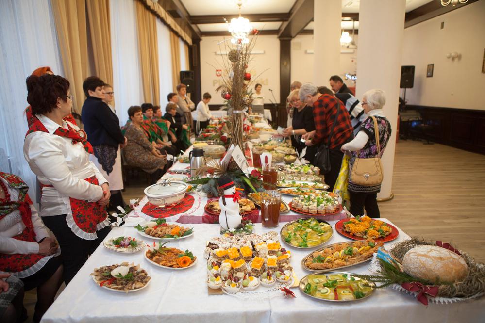 Photo of Świąteczne aromaty w starostwie