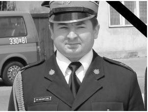 Żałoba w piotrkowskiej PSP