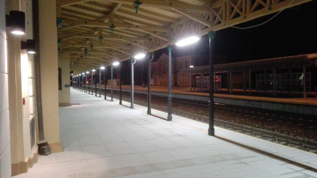 Photo of Dworzec z niedoróbką?