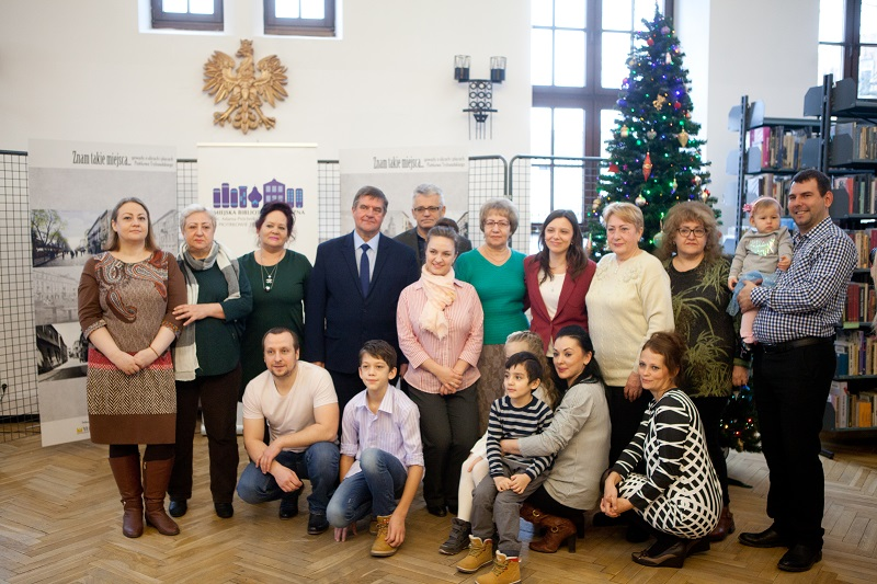 """Photo of Pierwsze święta """"piotrkowskich"""" repatriantów"""