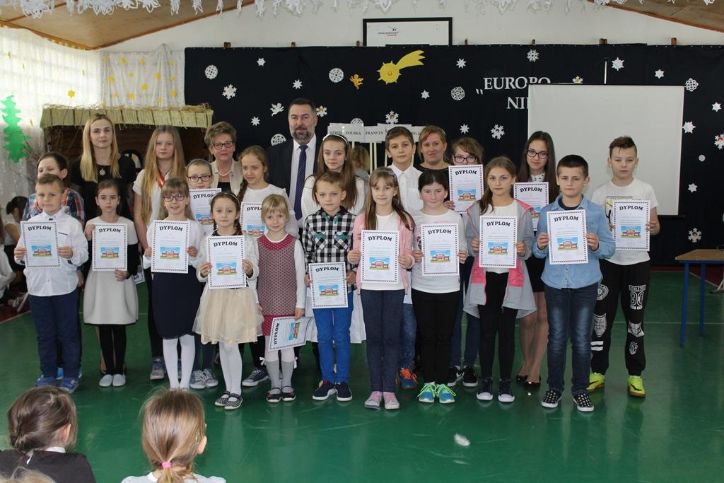 Photo of Jasełka w bezpiecznej szkole
