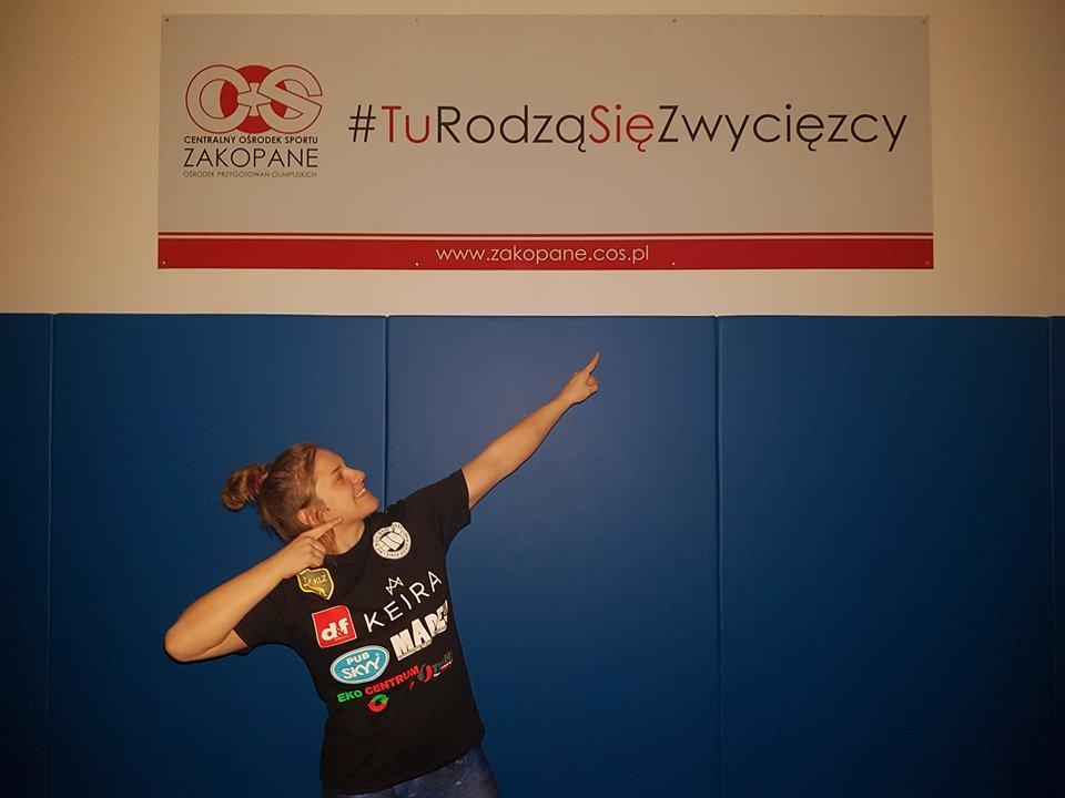 Photo of Sześcioro zawodników AKS  w reprezentacji Polski