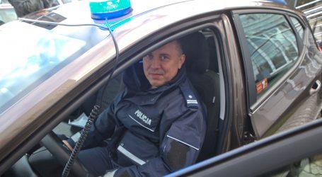 Nowa KIA w służbie policji