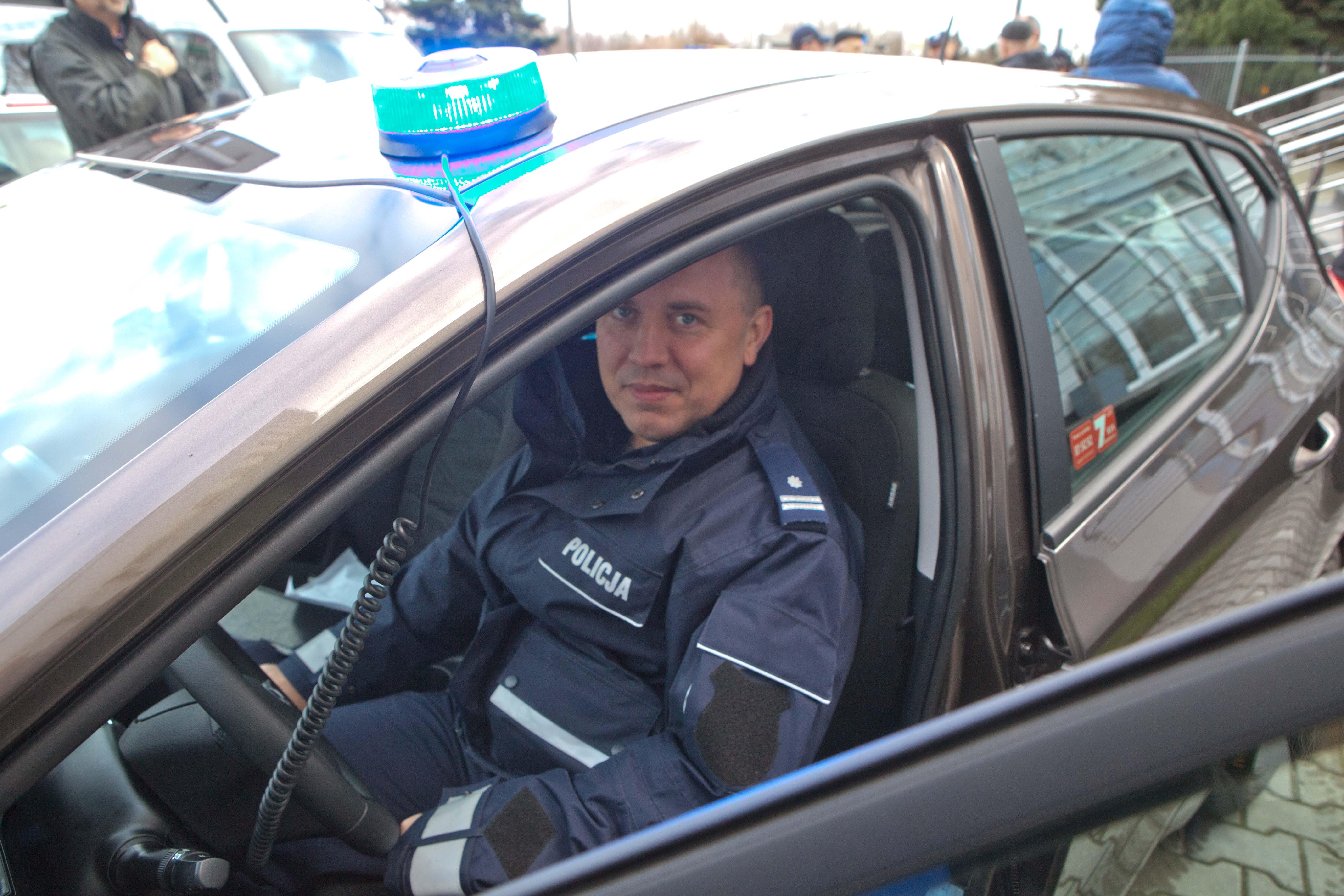 Photo of Nowa KIA w służbie policji