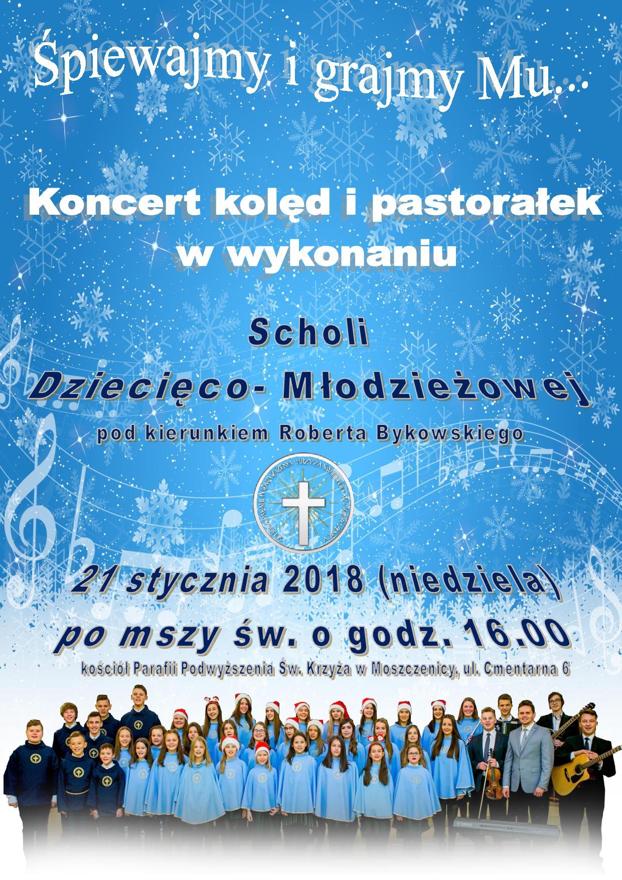 Photo of Koncert kolęd i pastorałek