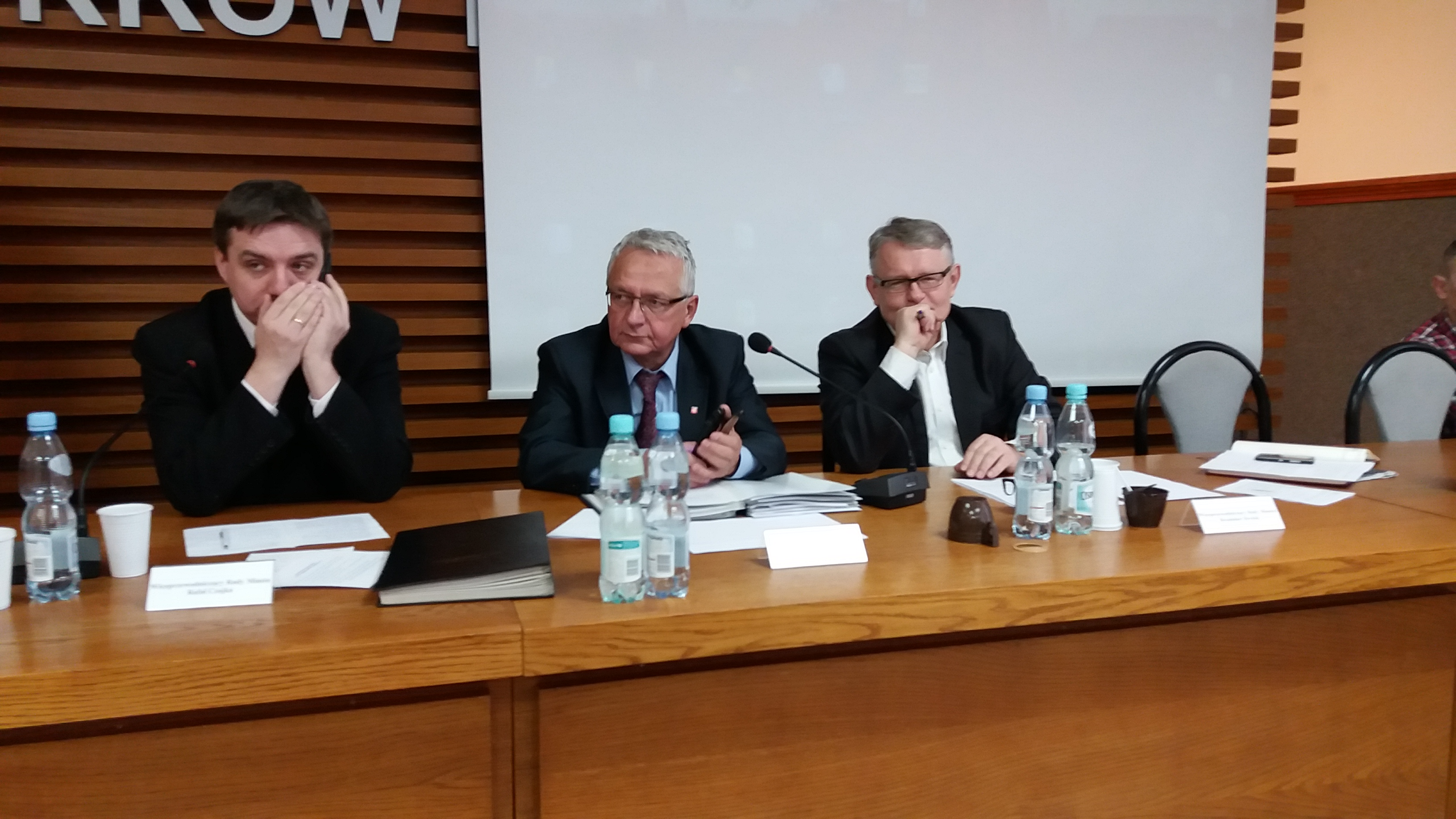 Photo of 52. Sesja Rady Miasta