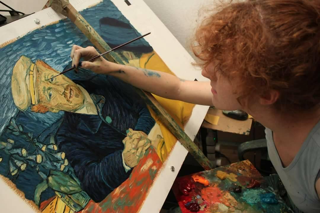"""Photo of """"Twój Vincent"""" i jego związki z Piotrkowem"""