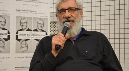 Wiktor Zborowski w Piotrkowie