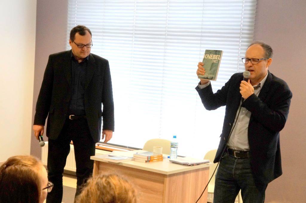 Photo of Spotkanie z Błażejem Torańskim