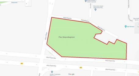 Miasto przebuduje Plac Niepodległości