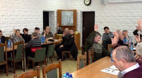 Walne zgromadzenie delegatów Gminnej Spółki Wodnej