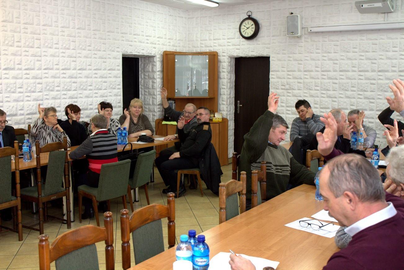 Photo of Walne zgromadzenie delegatów Gminnej Spółki Wodnej