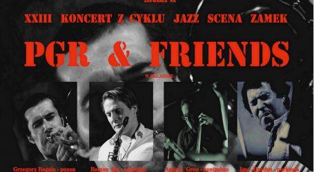 XXIII koncert z cyklu Jazz Scena Zamek