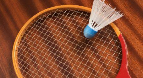 Zapisy do sekcji badmintona