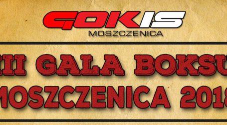 Gala boksu w Moszczenicy