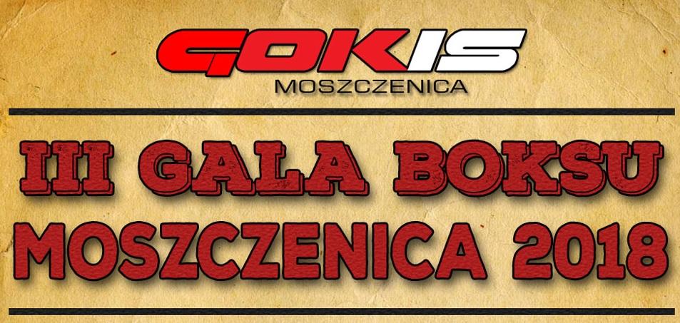 Photo of Gala boksu w Moszczenicy