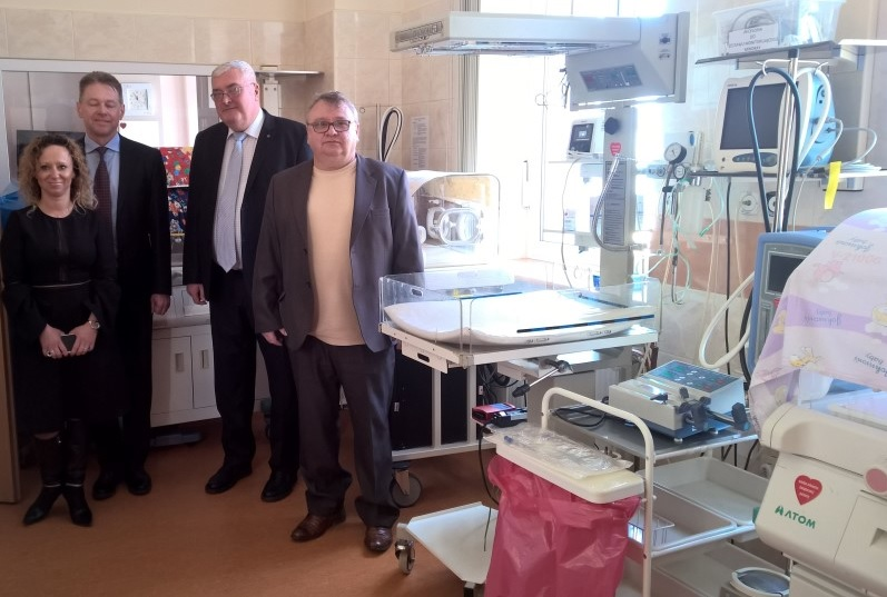 Photo of W Piotrkowie będą leczyć lekarze z Ukrainy?
