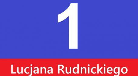 Nowe nazwy ulic w Sulejowie