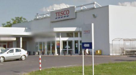 Tesco zamyka sklep w Piotrkowie
