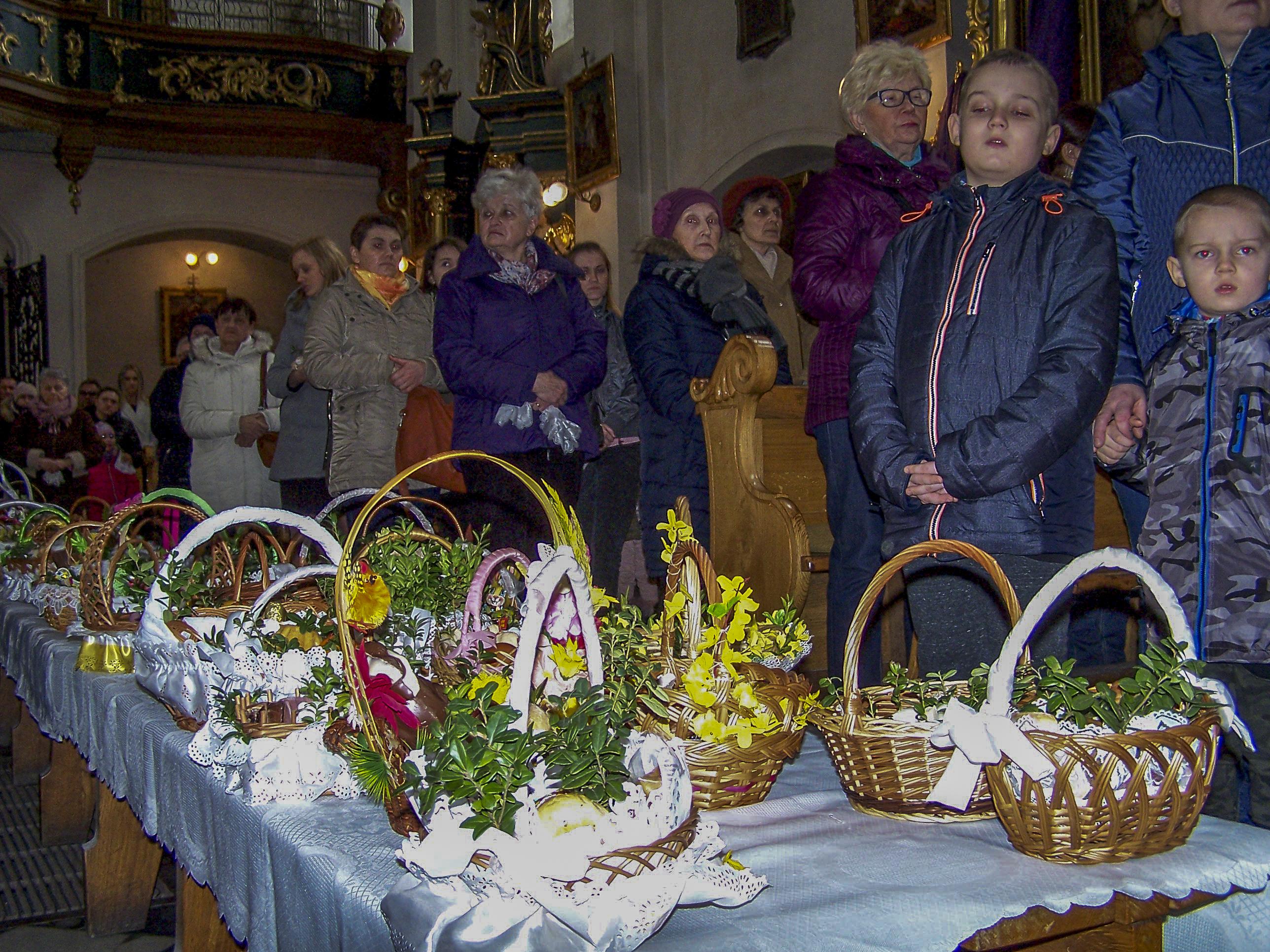 Photo of Wielka Sobota – dzień święcenia pokarmów