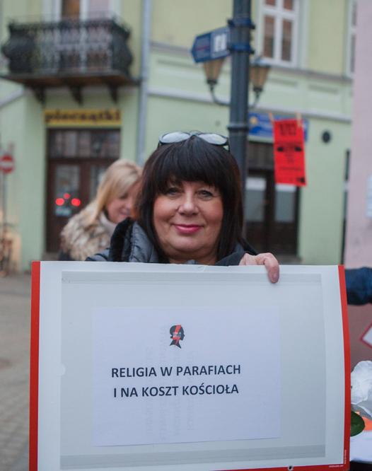 Photo of Strajk Kobiet w Piotrkowie