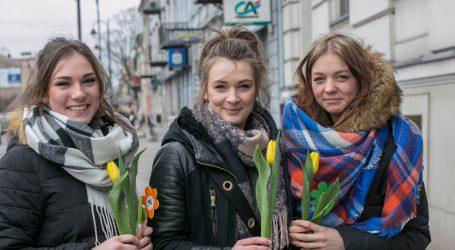 Kwiaty dla naszych czytelniczek
