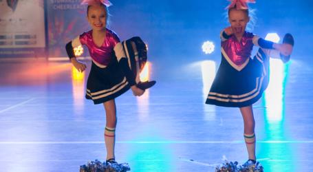 Turniej cheerleaderek [FOTORELACJA]