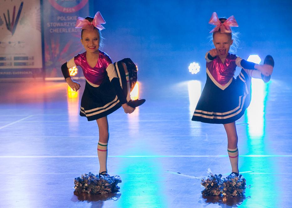 Photo of Turniej cheerleaderek [FOTORELACJA]