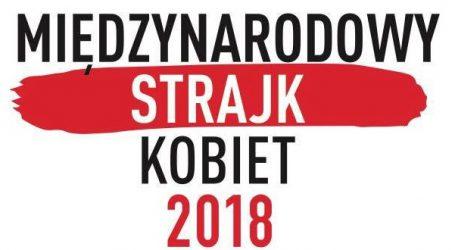 Międzynarodowy Strajk Kobiet 2018