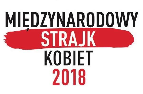 Photo of Międzynarodowy Strajk Kobiet 2018