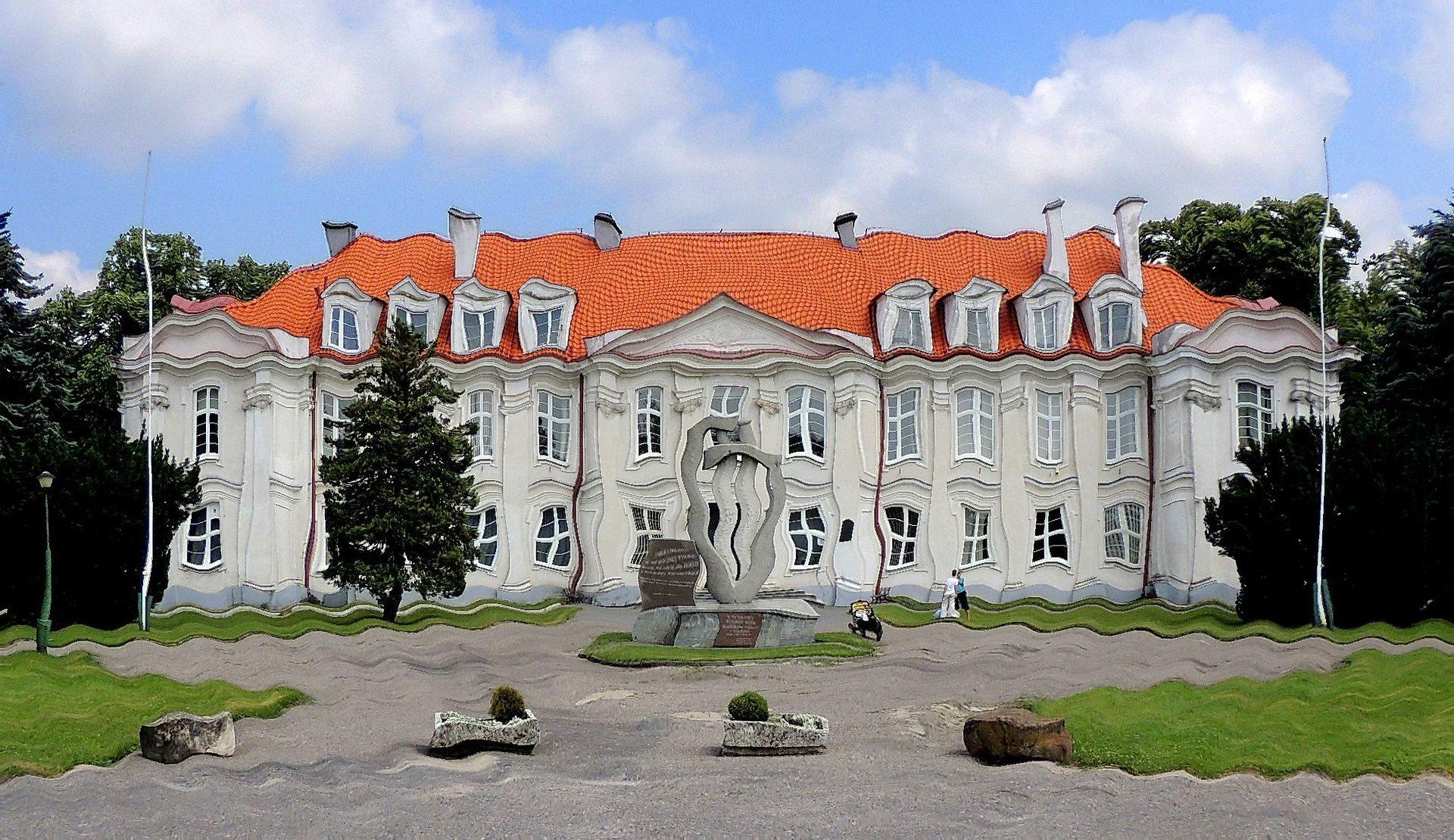Photo of Historia w krzywym zwierciadle strony ZS CKU w Wolborzu