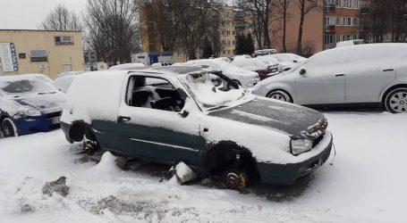 Zima na zdjęciach i filmach piotrkowskich internautów
