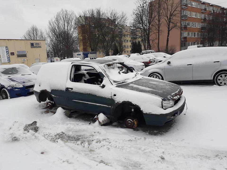Photo of Zima na zdjęciach i filmach piotrkowskich internautów