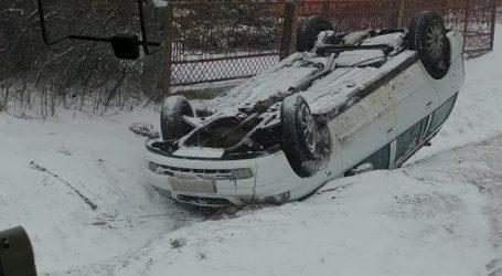 Uwaga na bardzo trudne warunki na drogach!