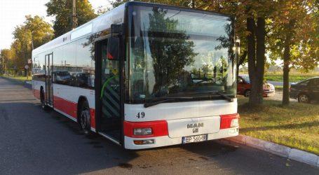 Autobusy MZK dojadą także na Logistyczną