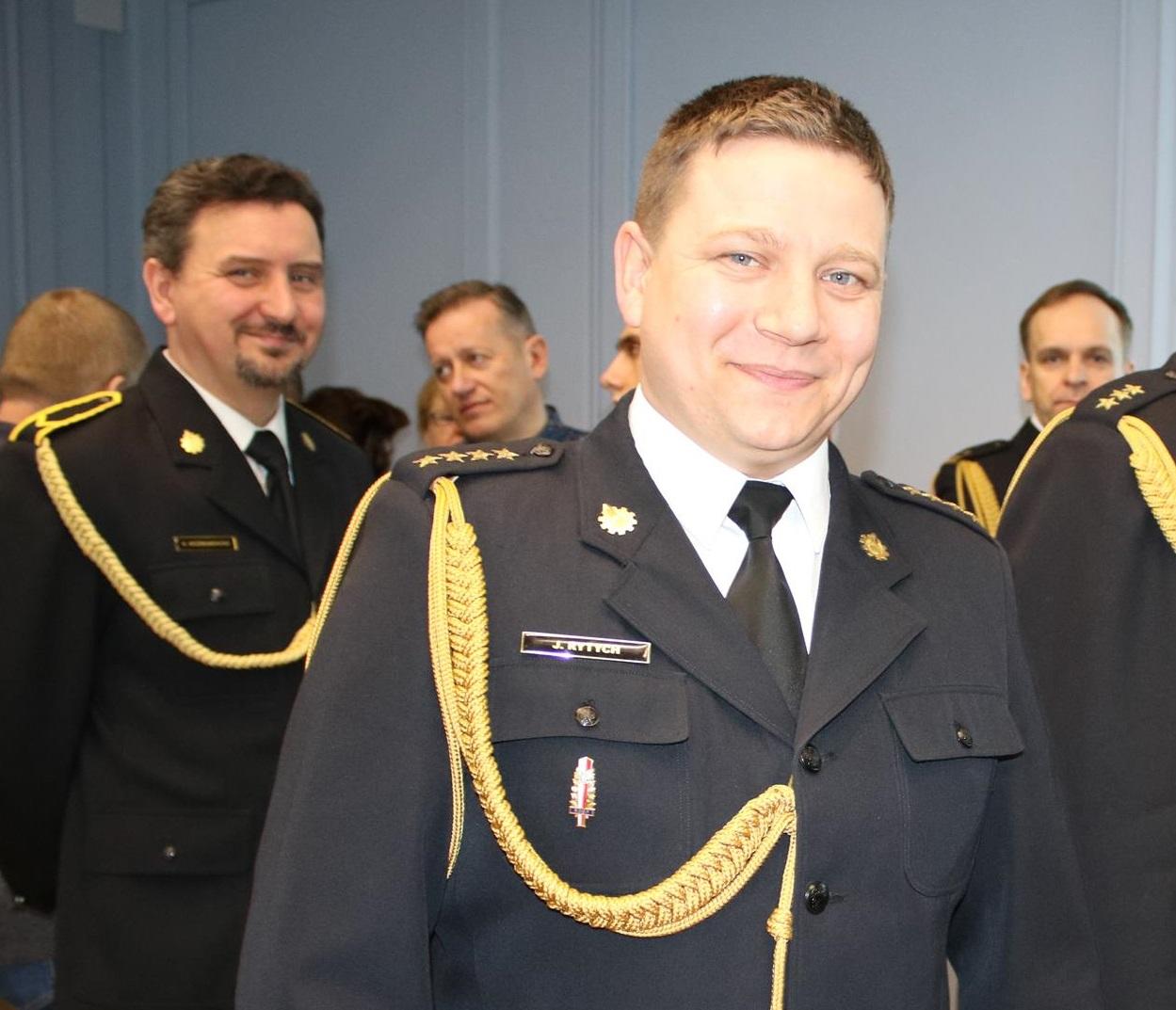 Photo of St. kpt. Jakub Rytych pokieruje piotrkowskimi strażakami… tymczasowo