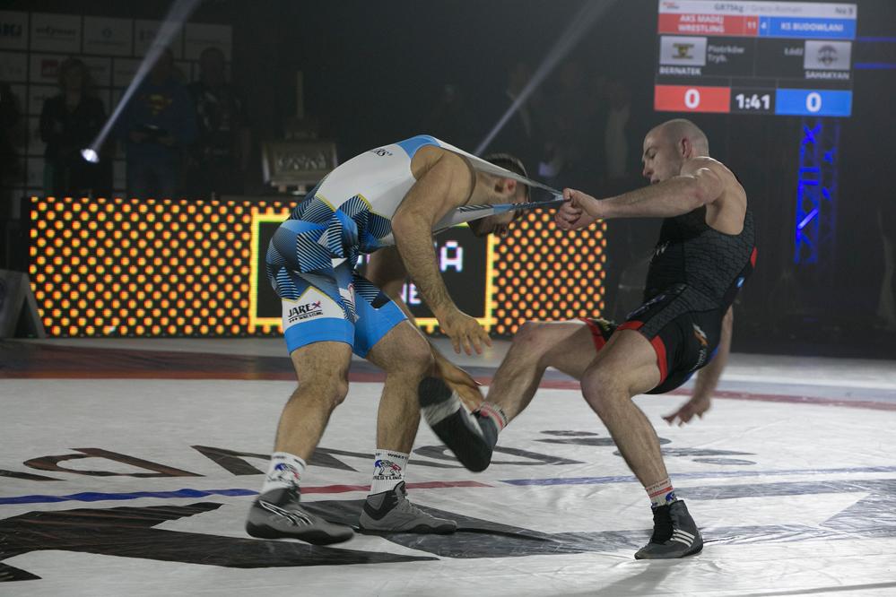 Photo of AKS Piotrków w finale Krajowej Ligi Zapaśniczej!