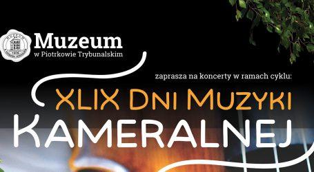 XLIX Dni Muzyki Kameralnej