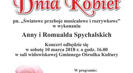 Koncert z okazji Dnia Kobiet