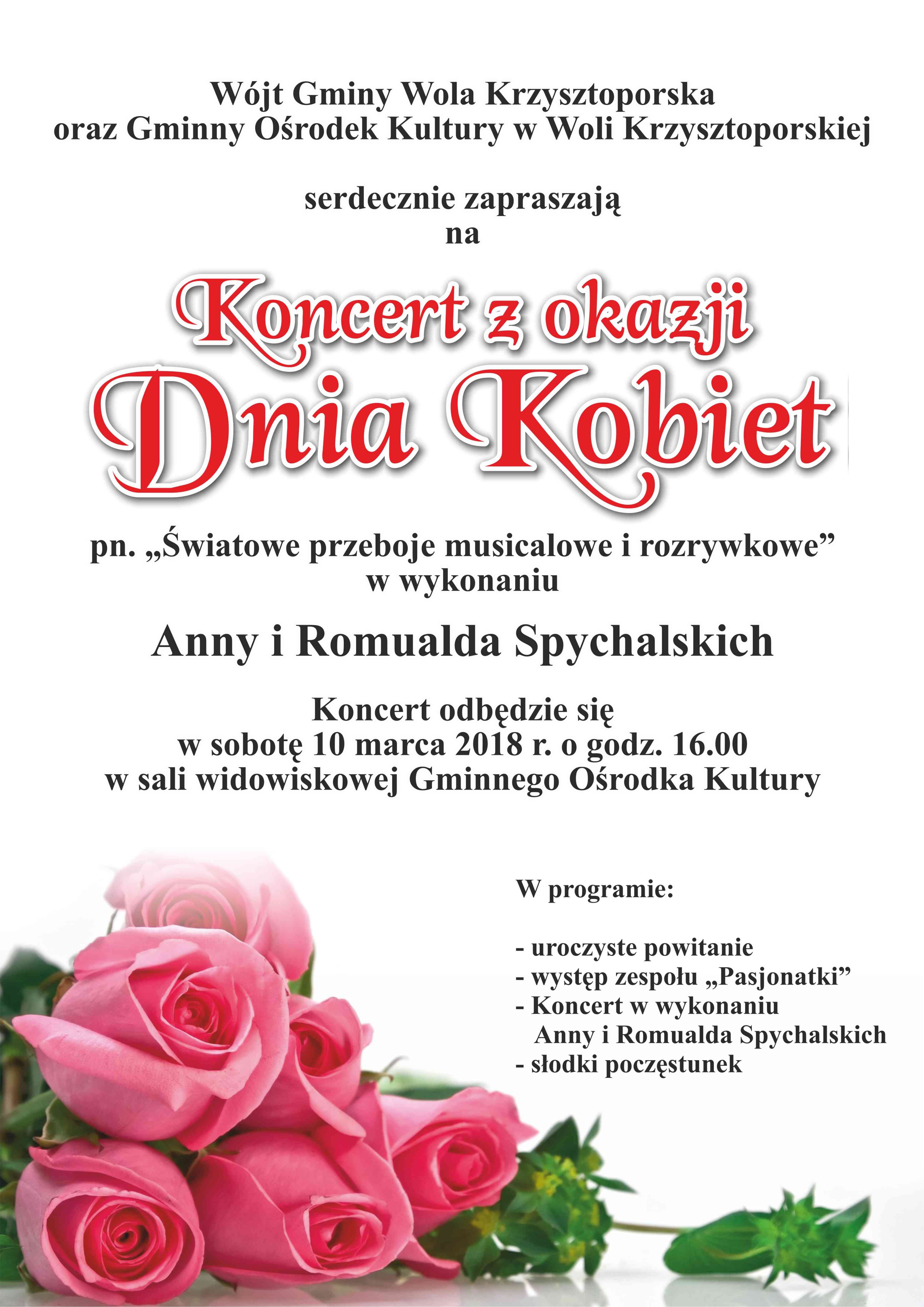 Photo of Koncert z okazji Dnia Kobiet