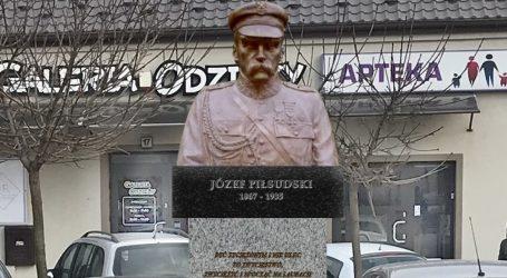 Pomnik Marszałka Piłsudskiego w Wolborzu
