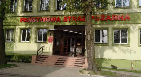 Strażacy PSP w Piotrkowie z awansami