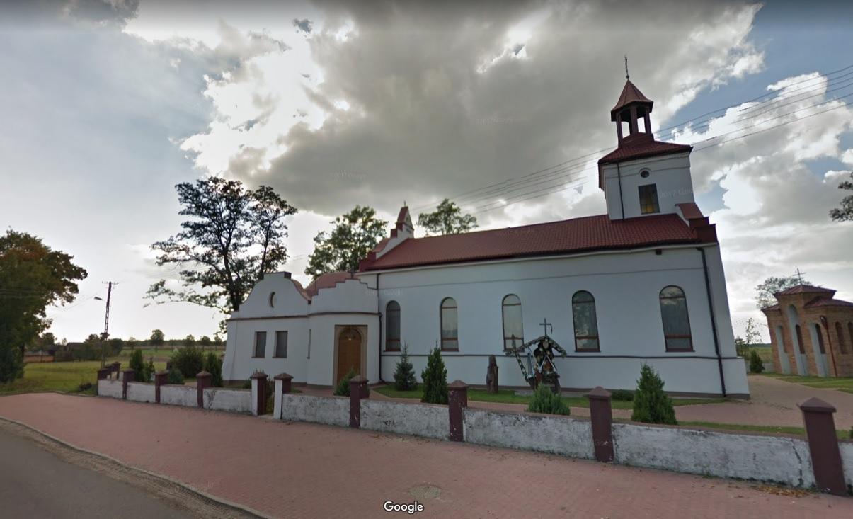 Photo of Pożar w kościele w Woli Kamockiej