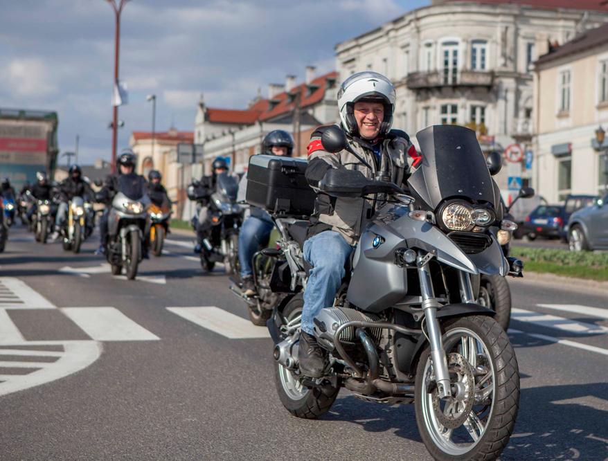 Photo of Sezon motocyklowy otwarty – DUŻO ZDJĘĆ+AUDIO
