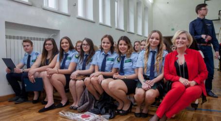 Maturzyści z Bujen kończą rok szkolny